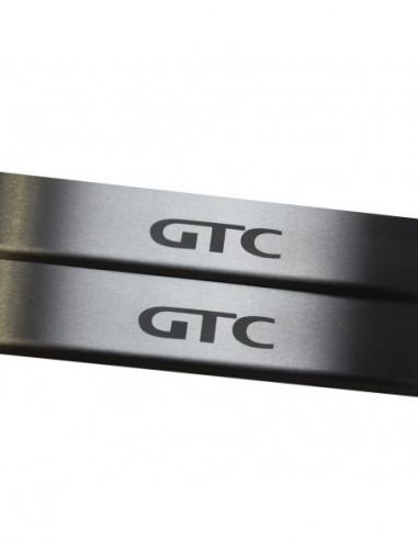 NISSAN MURANO MK2 Z51 MURANO Stainless Steel 304 Mirror Finish Interior Door sills kick plates