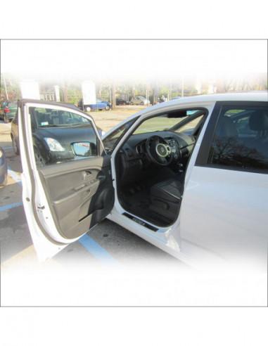 PEUGEOT 308 MK1 308 Stainless Steel 304 Mirror Finish Interior Door sills kick plates