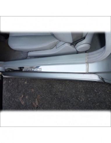 RENAULT ESPACE MK4 ESPACE Stainless Steel 304 Mirror Finish Interior Door sills kick plates