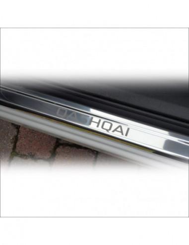 VW SCIROCCO MK3 SCIROCCO Stainless Steel 304 Mirror Finish Interior Door sills kick plates