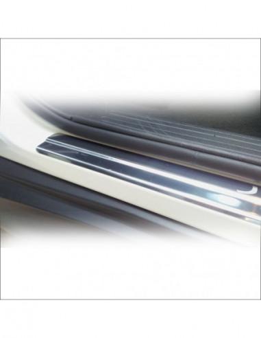 VW CC  CC Stainless Steel 304 Mirror Finish Interior Door sills kick plates