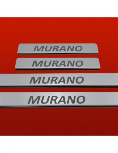 VW JETTA MK5 JETTA Stainless Steel 304 Mirror Finish Interior Door sills kick plates