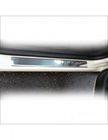 TOYOTA COROLLA VERSO  COROLLA VERSO Stainless Steel 304 Mirror Finish Interior Door sills kick plates