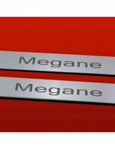 TOYOTA AVENSIS MK2 T25 AVENSIS Stainless Steel 304 Mirror Finish Interior Door sills kick plates
