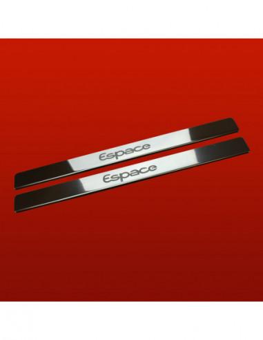 SUZUKI SWIFT MK4 SWIFT Stainless Steel 304 Mirror Finish Interior Door sills kick plates