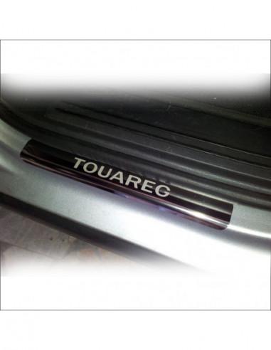 SKODA SUPERB MK2 SUPERB Stainless Steel 304 Mirror Finish Interior Door sills kick plates
