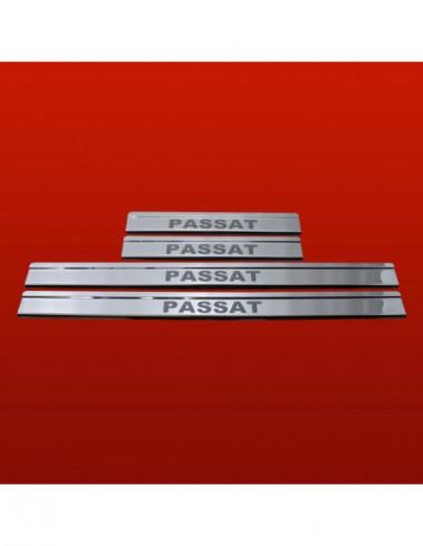 OPEL/VAUXHALL ASTRA MK4/G/II ASTRA Stainless Steel 304 Mirror Finish Interior Door sills kick plates