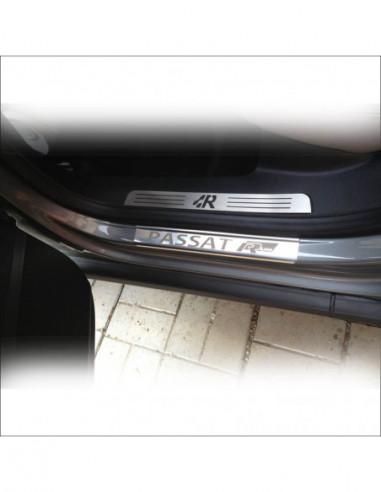 OPEL/VAUXHALL ASTRA MK5/H/III OPC Stainless Steel 304 Mirror Finish Interior Door sills kick plates