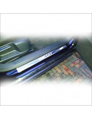 OPEL/VAUXHALL ASTRA MK5/H/III ASTRA GTC Stainless Steel 304 Mirror Finish Interior Door sills kick plates