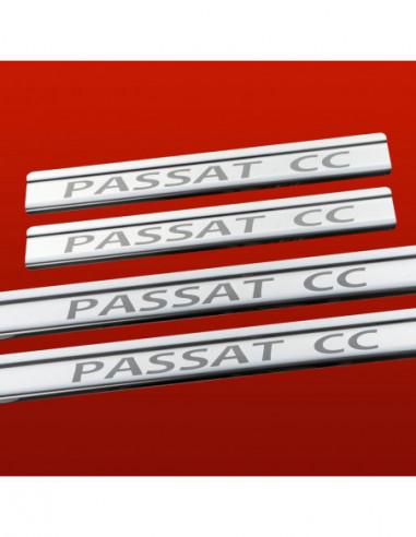 OPEL/VAUXHALL ASTRA MK5/H/III SRI Stainless Steel 304 Mirror Finish Interior Door sills kick plates