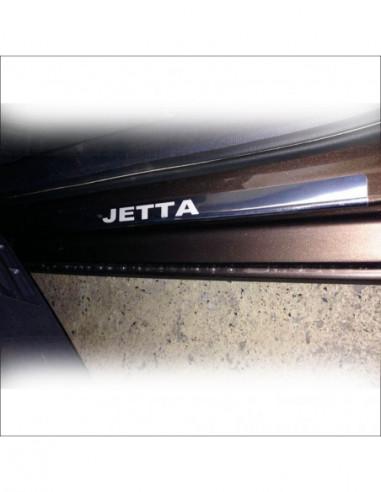 OPEL/VAUXHALL ZAFIRA A ZAFIRA Stainless Steel 304 Mirror Finish Interior Door sills kick plates