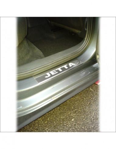 OPEL/VAUXHALL ZAFIRA A OPC Stainless Steel 304 Mirror Finish Interior Door sills kick plates
