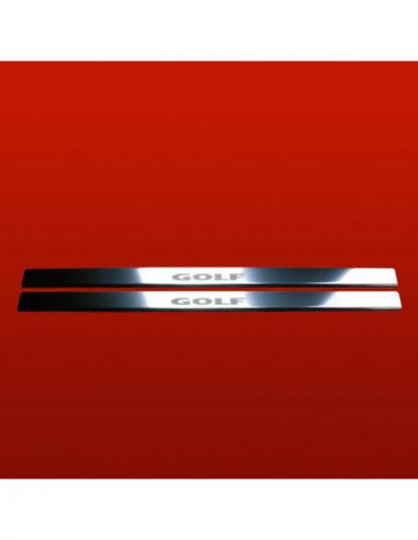 OPEL/VAUXHALL ZAFIRA B ZAFIRA Stainless Steel 304 Mirror Finish Interior Door sills kick plates