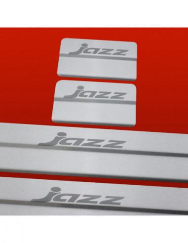 OPEL/VAUXHALL MERIVA B MERIVA Stainless Steel 304 Mirror Finish Interior Door sills kick plates