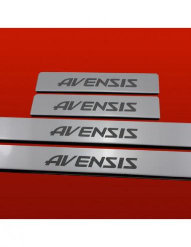 VW AMAROK  AMAROK Stainless Steel 304 Mirror Finish Interior Door sills kick plates