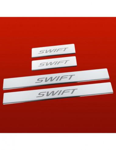 CHEVROLET CRUZE  CRUZE Stainless Steel 304 Mirror Finish Interior Door sills kick plates