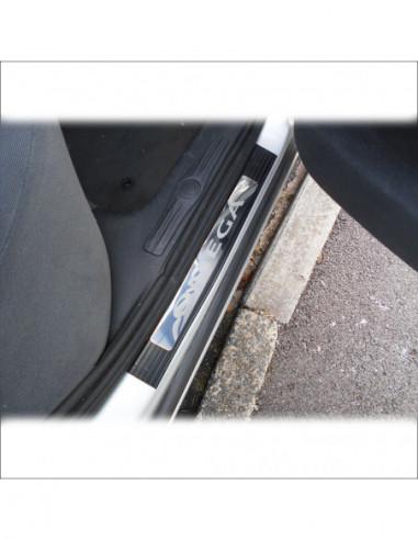 AUDI A4 B7 QUATTRO Stainless Steel 304 Mirror Finish Interior Door sills kick plates