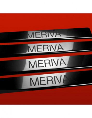 AUDI A5 B8 QUATTRO Stainless Steel 304 Mirror Finish Interior Door sills kick plates