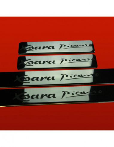 BMW 3 SERIES E36 M3 TYPE1 Stainless Steel 304 Mirror Finish Interior Door sills kick plates