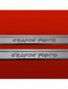 AUDI A4 B6 A4 Stainless Steel 304 Mirror Finish Interior Door sills kick plates