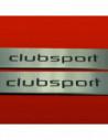 AUDI A1 8X A1 Stainless Steel 304 Mirror Finish Interior Door sills kick plates