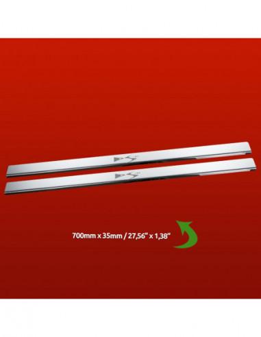 ALFA ROMEO MITO  MITO S Stainless Steel 304 Mirror Finish Interior Door sills kick plates