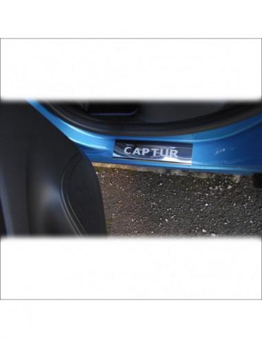 DAEWOO NUBIRA  NUBIRA Stainless Steel 304 Mirror Finish Interior Door sills kick plates