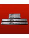 AUDI A6 C6 A6 Stainless Steel 304 Mirror Finish Interior Door sills kick plates
