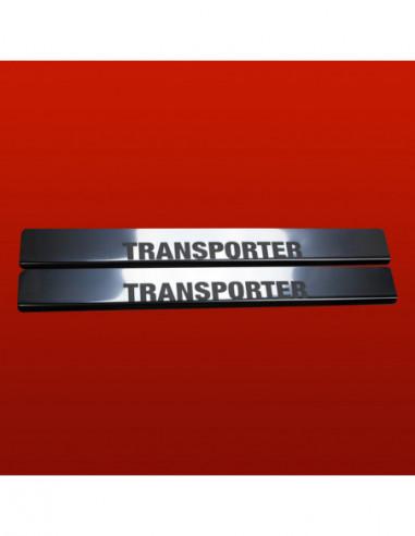 FIAT GRANDE PUNTO  GRANDE PUNTO Stainless Steel 304 Mirror Finish Interior Door sills kick plates