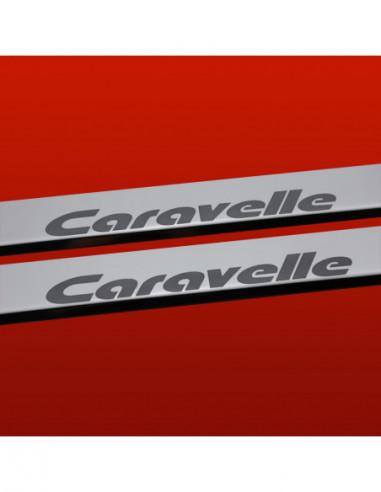 FIAT PUNTO MK1 PUNTO Stainless Steel 304 Mirror Finish Interior Door sills kick plates