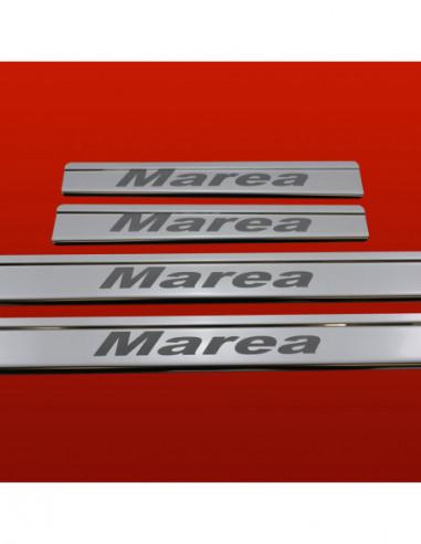 FORD KUGA MK1 KUGA Stainless Steel 304 Mirror Finish Interior Door sills kick plates