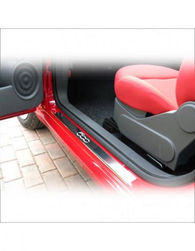 FORD KA MK1 KA Stainless Steel 304 Mirror Finish Interior Door sills kick plates