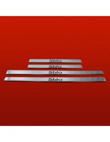 FORD FUSION  FUSION Stainless Steel 304 Mirror Finish Interior Door sills kick plates