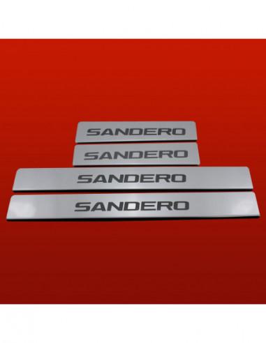 FORD GALAXY MK1 GALAXY Stainless Steel 304 Mirror Finish Interior Door sills kick plates