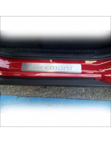 ALFA ROMEO GIULIETTA CLASSIC  SPRINT SPECIAL Stainless Steel 304 Mirror Finish Interior Door sills kick plates