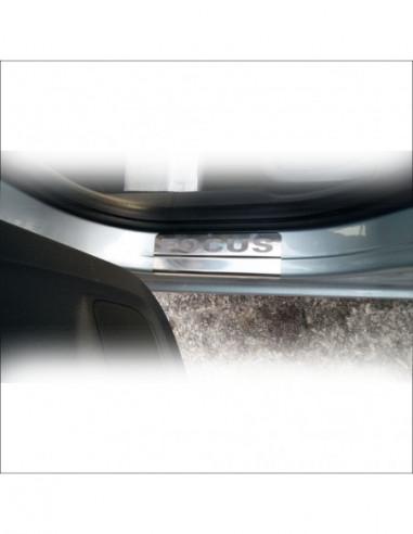 FIAT PUNTO MK1 ABARTH Stainless Steel 304 Mirror Finish Interior Door sills kick plates