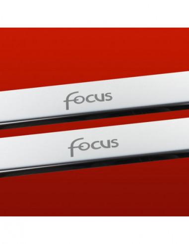 FORD MONDEO MK2 MONDEO Stainless Steel 304 Mirror Finish Interior Door sills kick plates