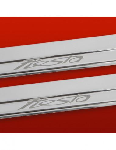 FORD MONDEO MK3 MONDEO Stainless Steel 304 Mirror Finish Interior Door sills kick plates