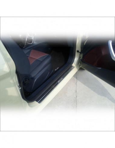 FORD MONDEO MK4 MONDEO Stainless Steel 304 Mirror Finish Interior Door sills kick plates