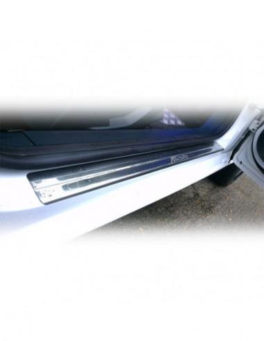 HONDA ACCORD MK7 ACCORD Stainless Steel 304 Mirror Finish Interior Door sills kick plates