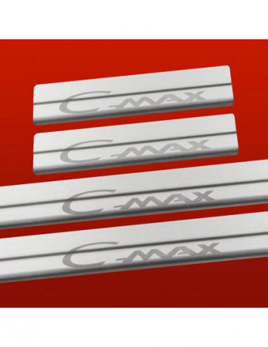 KIA SOUL  SOUL Stainless Steel 304 Mirror Finish Interior Door sills kick plates